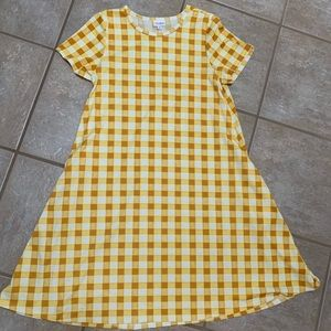 Lularoe Jessie Style dress M